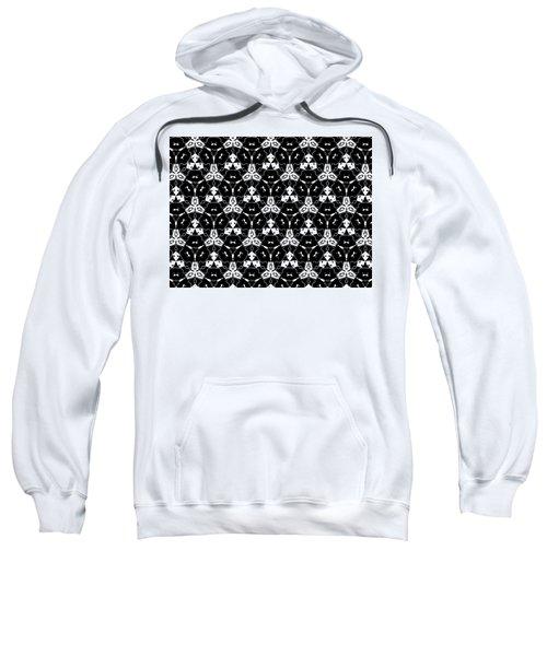 Triple Lace Sweatshirt