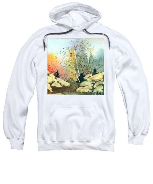 Triptych Panel 3 Sweatshirt