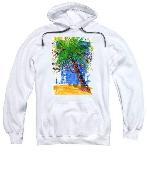 Tropical Christmas  Sweatshirt