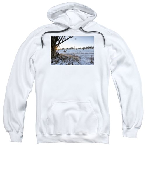 Trossachs Scenery In Scotland Sweatshirt