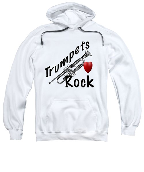 Trumpets Rock Sweatshirt