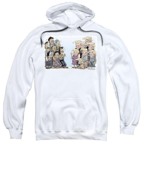 Trumpettes Horror Sweatshirt