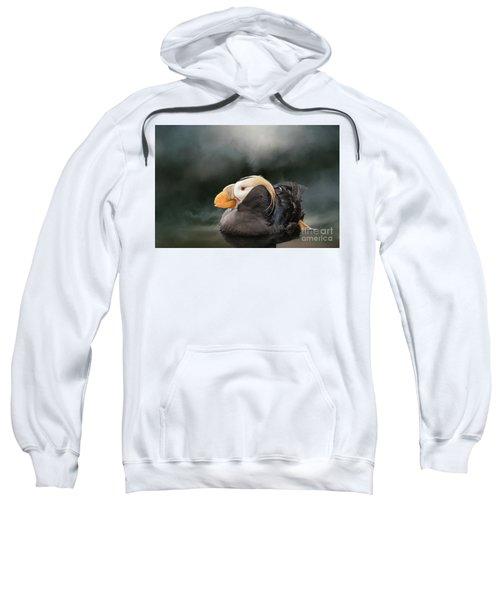 Tufted Puffin Sweatshirt