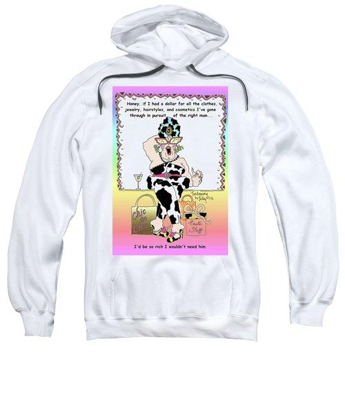 Turbanna By Talley - The Right Man  Sweatshirt