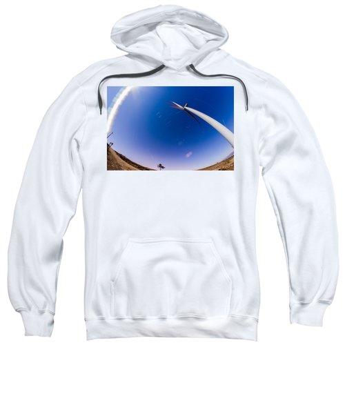 Turning Night Into Day Sweatshirt