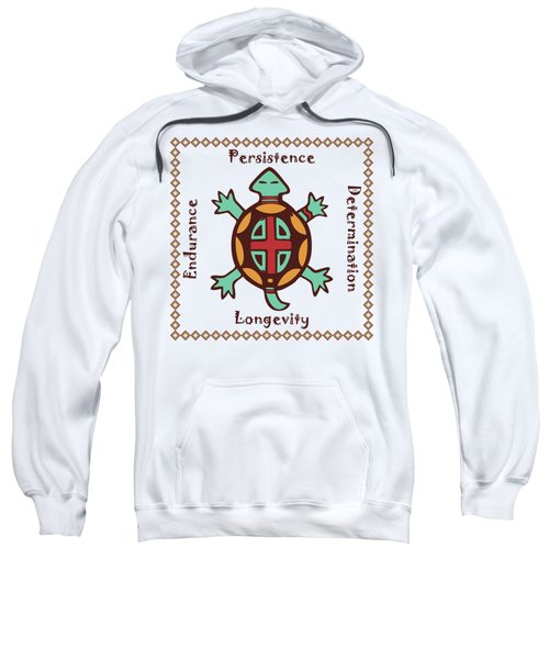 Turtle Animal Spirit Sweatshirt
