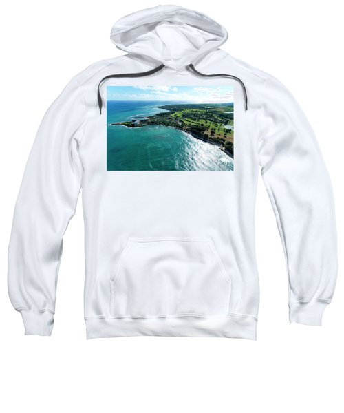 Turtle Bay Glow Sweatshirt