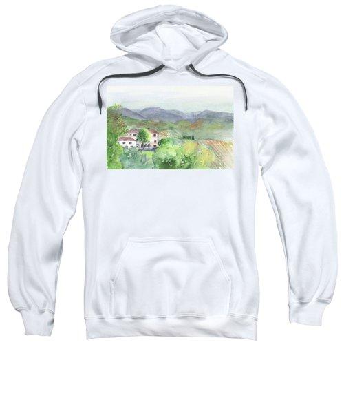 Tuscan Vineyards Sweatshirt