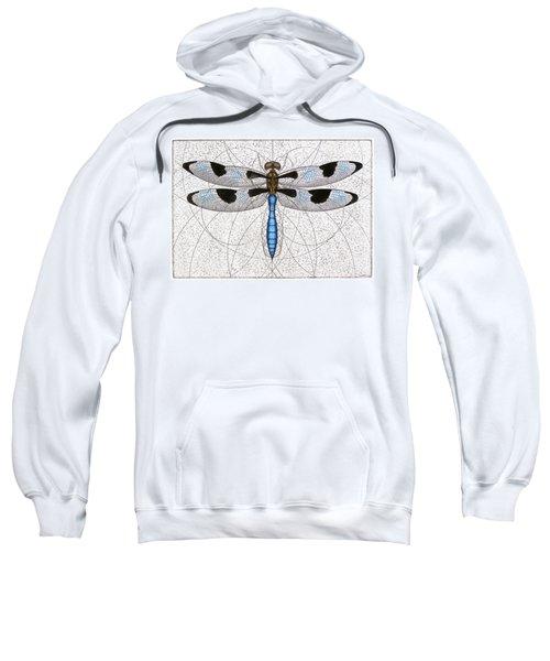 Twelve Spotted Skimmer Sweatshirt