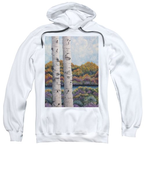 Twin Aspens Sweatshirt