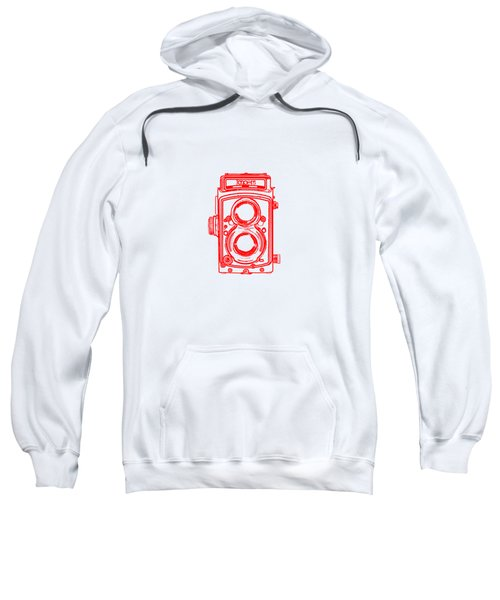 Twin Lens Camera Sweatshirt