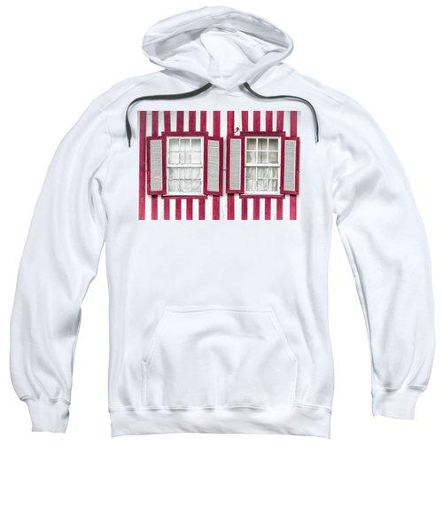 Two Old Windows Sweatshirt