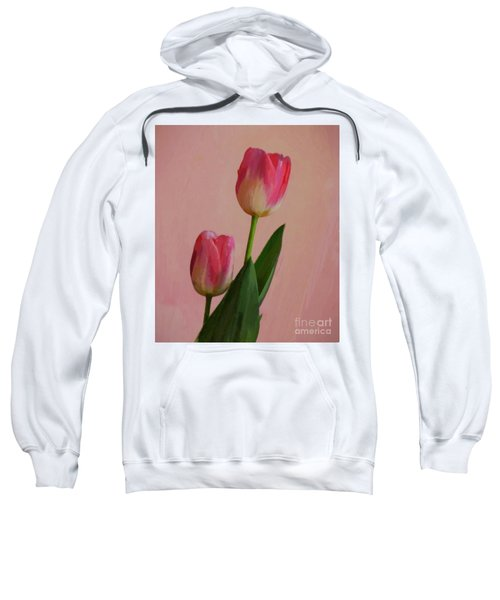 Two Tulips For You Sweatshirt