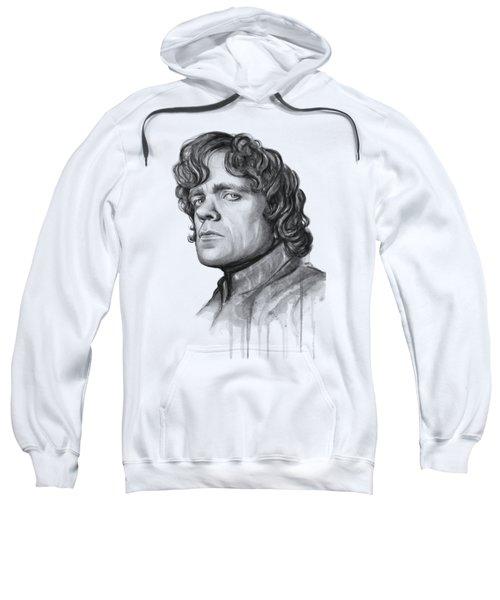 Tyrion Lannister Sweatshirt by Olga Shvartsur