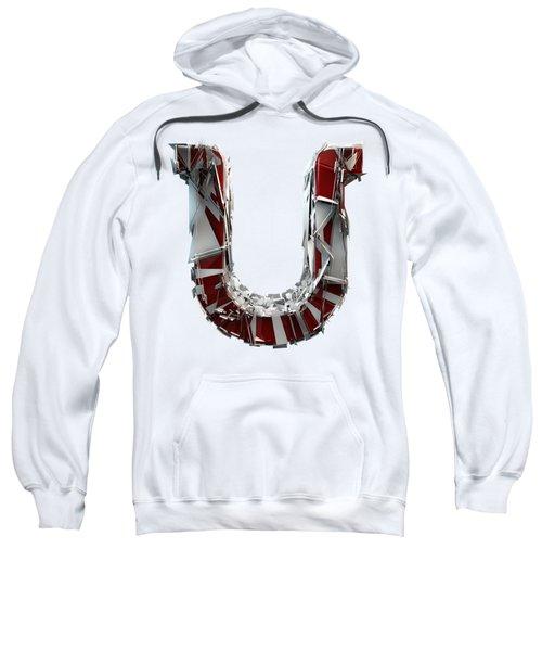 U Is For Utopia Sweatshirt