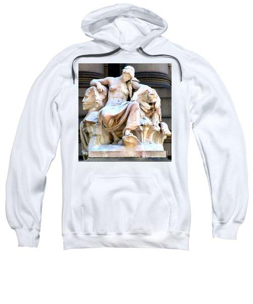 U S Custom House 3 Sweatshirt