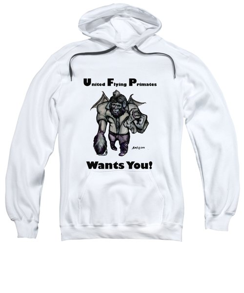 UFP Sweatshirt by Riley Frank