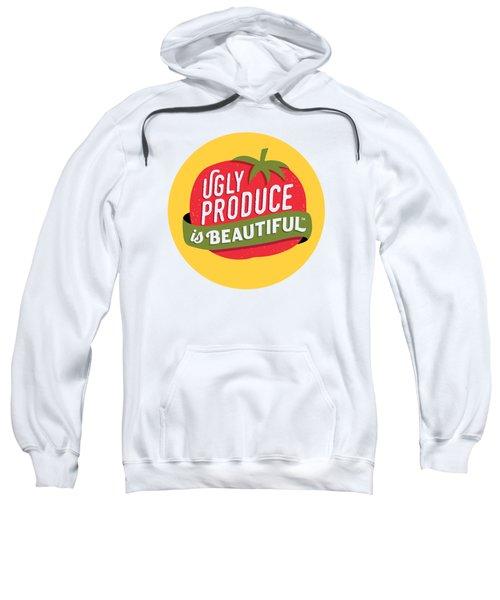 Ugly Produce Is Beautiful Sweatshirt