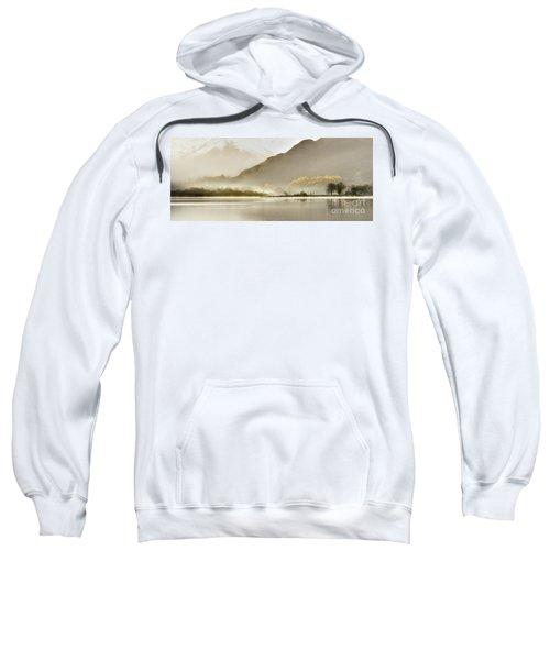 Autumn Sunrise Ullswater Sweatshirt