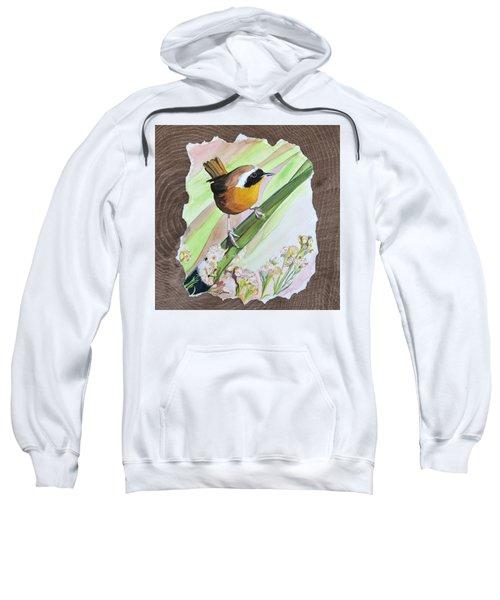 Uncommon Yellowthroat Sweatshirt