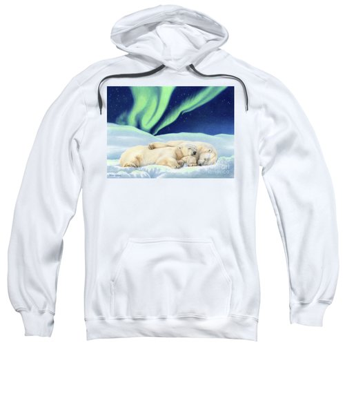 Under The Northern Lights Sweatshirt