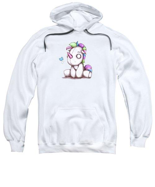 Unicorn Plushie Sweatshirt