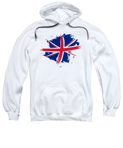 Union Jack - Flag Of The United Kingdom Sweatshirt