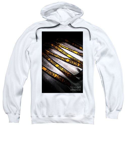 Unravelling Crime Investigation Sweatshirt