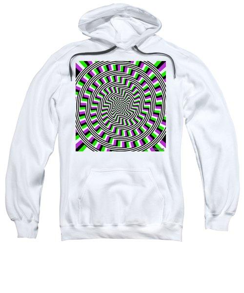 Self-moving Unspiral Sweatshirt