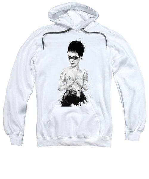 untitled III Sweatshirt by Balazs Solti