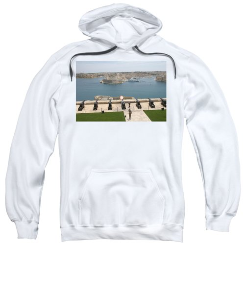 Upper Barrakka Saluting Battery Sweatshirt