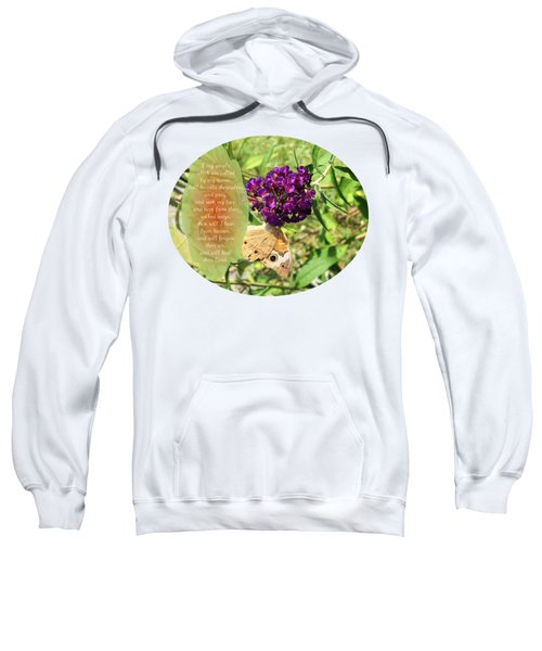 Upside Down - Verse Sweatshirt