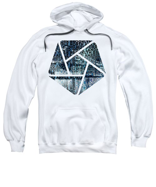 Urban-art Nyc Brooklyn Bridge I Sweatshirt