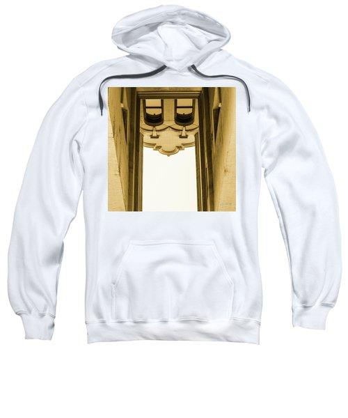 Urban Portals - Architectural Abstracts Sweatshirt