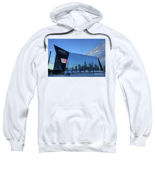 Usbank Stadium Morning Sweatshirt