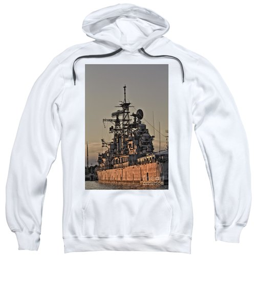 U.s.s Little Rock Sweatshirt