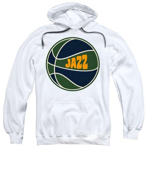 Utah Jazz Retro Shirt Sweatshirt