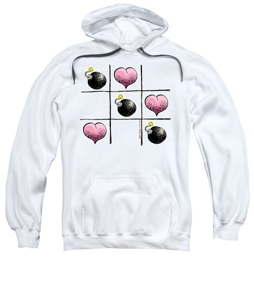 Valentine Violence Sweatshirt