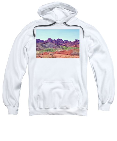 Valley Of Fire State Park, Nevada Sweatshirt