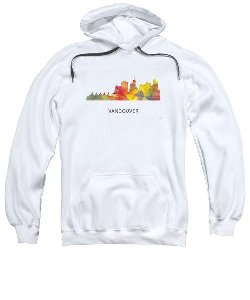 Vancouver B.c. Skyline Sweatshirt
