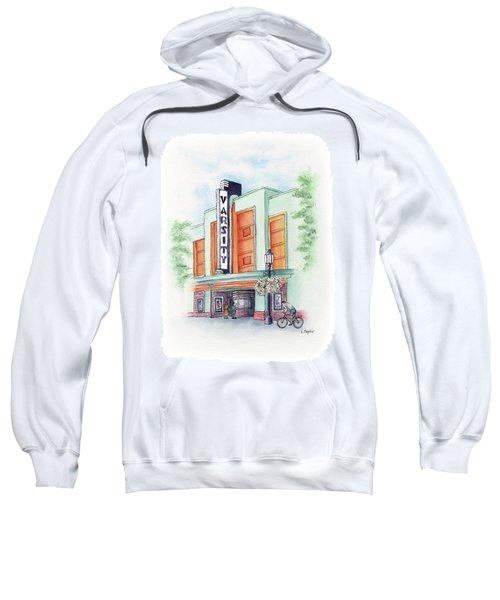 Varsity On Main Sweatshirt