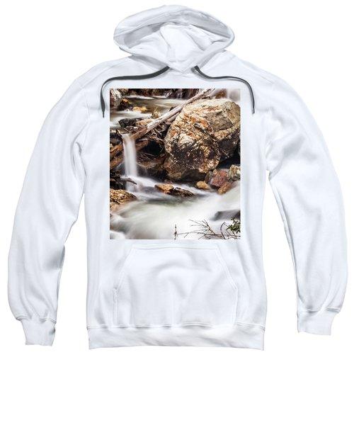 Velvet Falls - Rocky Mountain Stream Sweatshirt