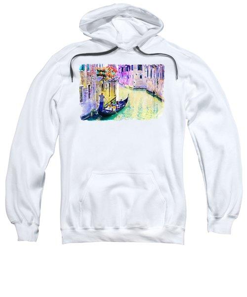 Venice Canal Sweatshirt