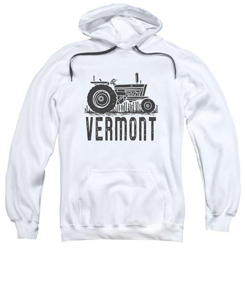 Vermont Vintage Tractor Tee Sweatshirt
