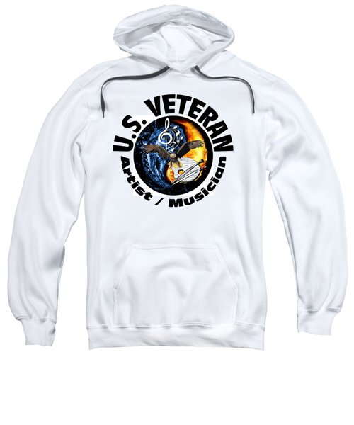 Veteran Artist And Musician Sweatshirt