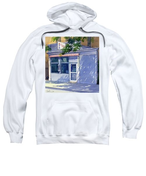 Vic's Barbershop Sweatshirt