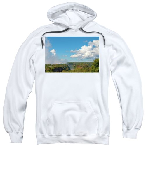 Victorial Falls Bridge Sweatshirt