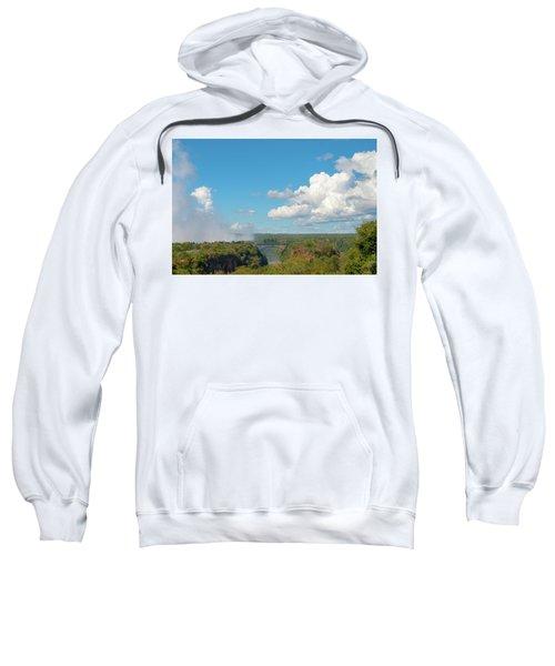 Victorial Falls Bridge Sweatshirt
