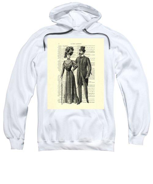 Victorian Couple Sweatshirt