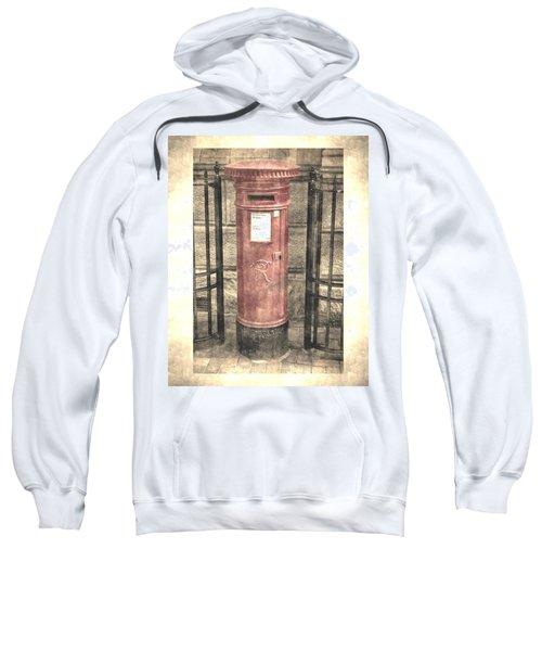 Victorian Red Post Box Sweatshirt